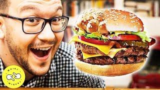 Niesamowite Kombinacje Fast-Foodowe