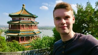 EXPLORING BEIJING'S BEAUTIFUL SUMMER PALACE, CHINA 🇨🇳