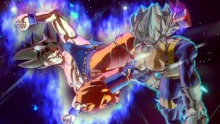 ⚠️SEIZURE WARNING⚠️ GOKU VS VEGETA   NEXT G.O.D TOURNAMENT   Fan Animation
