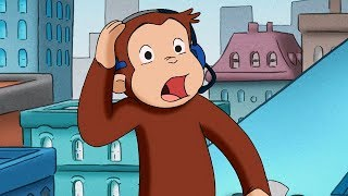 Curious George 🐵 Hamster Cam 🐵Full Episode🐵 HD 🐵 Videos For Kids