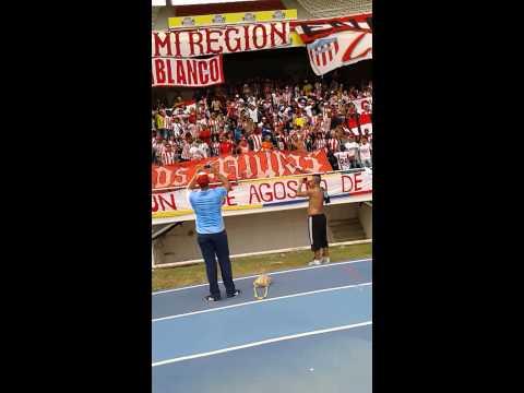 """""""Carnaval Fiesta y delirio"""" Barra: La Banda de Los Kuervos • Club: Junior de Barranquilla"""