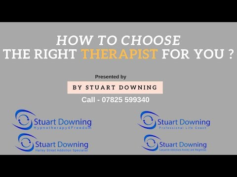 Coaching/Therapy Introduction<br />How to choose the RIGHT  Coach/Therapist for you .