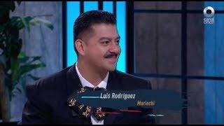 Todos a bordo - Mariachi. Luis Rodríguez