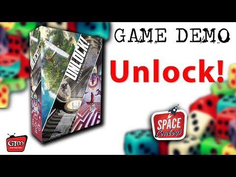 Unlock!:Game Demo