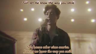 Kim Hyun Joong (キム・ヒョンジュン) -  Wait for me (Japanese + Romanization + Sub español/ Sub Eng) lyrics