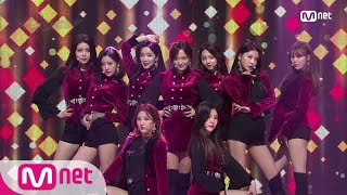 [gugudan - The Boots] KPOP TV Show | M COUNTDOWN 180222 EP.559