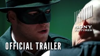 The Green Hornet Trailer Image