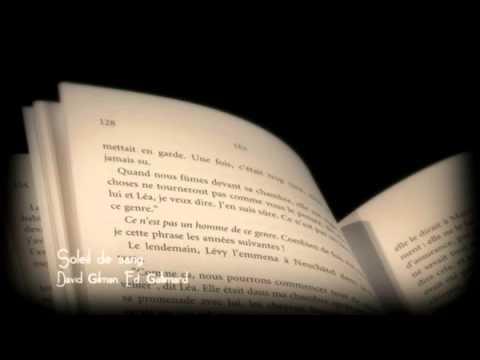 Vidéo de David Gilman