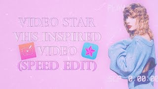vhs coloring video star free - TH-Clip