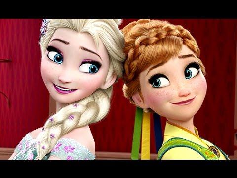 La Reine Des Neiges - Une Fête Givrée | Bande-Annonce VF | Disney BE