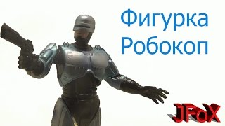 "Обзор фигурки Робокоп с джетпаком ""Робокоп 3""/Neca Robocop 3 with Jet Pack Figure"
