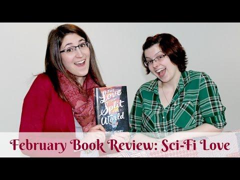 OwlCrate Book Review February 2016 | Sci-Fi Love