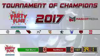 TOC Game 12: Championship - Northside vs. Van Buren