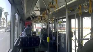 iettnin karsan bredamenarinibus avancity cng otobüsü seyir videosu