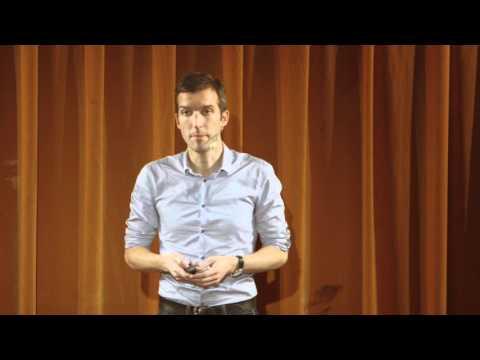 TEDxPanthéonSorbonne L'humain au centre des problématiques Geoffrey Dorne