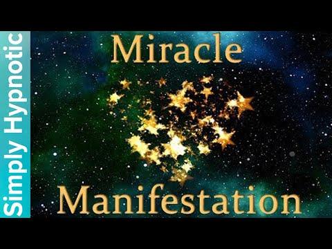 🎧 Miracle Manifestation   Powerful Abundance Meditation   Manifest Your Dreams
