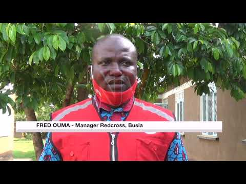 Busia district offices disinfected