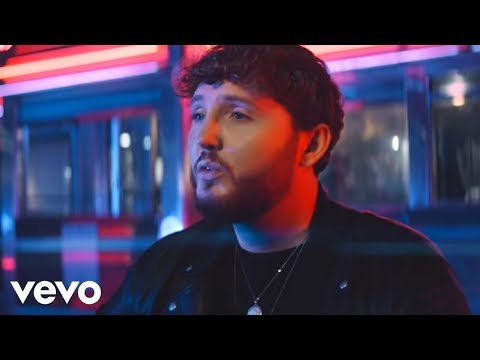 "James Arthur – ""Falling like the Stars"""