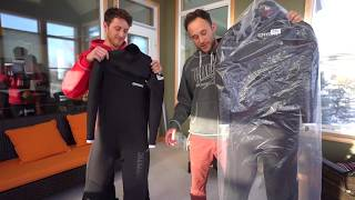 How To Pick Out The Perfect Sized Wetsuit