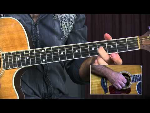 Acoustic Blues Guitar Lesson - My Favorite Acoustic Blues Guitar Lick