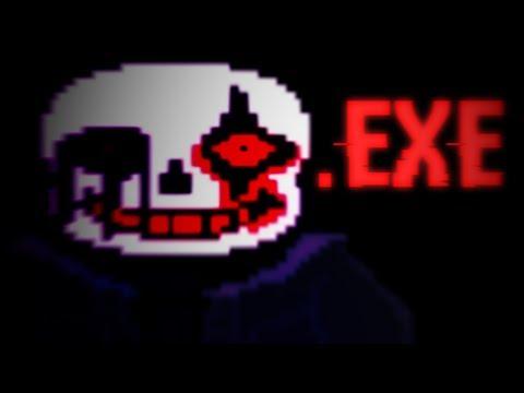 SANS GETS HIS REVENGE!! sans.EXE