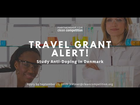 PhD Travel Grant Information