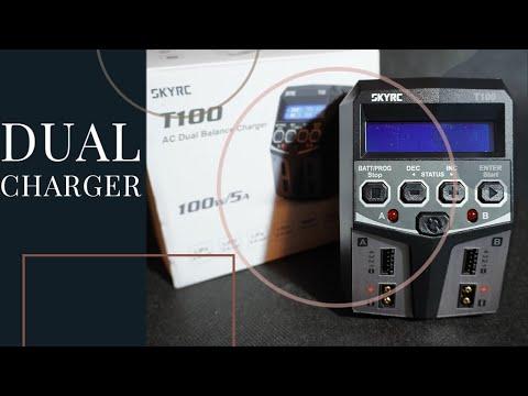 SKYRC T100 DUAL Balance Charger - Il tuo primo doppio caricabatterie