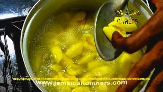 How to prepare and cook Ackee and Salt-fish