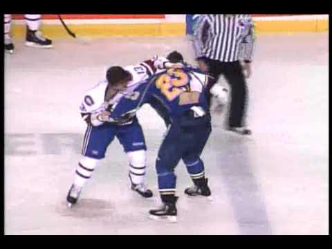 Zack FitzGerald vs. Anthony Peluso