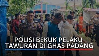 Polsek Padang Barat Bekuk Tiga Pelaku Tawuran di Kawasan Stadion GHAS Padang