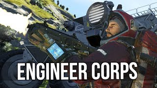 Engineer Corps - #7 (Sunday Survival) Thunderdome Mobile Base Online