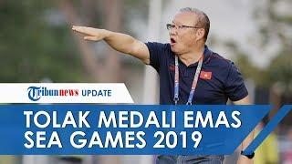 Pelatih Vietnam Park Hang-seo Tolak Medali Emas SEA Games 2019, Ternyata Ini Alasannya