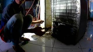 Memperbaiki Kulkas /mesin Cuci Yg Nyetrum