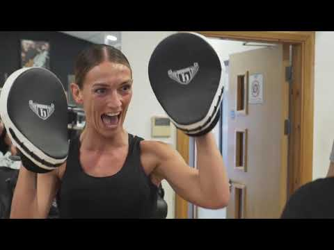 Hatton Academy online boxing for fitness course - YouTube