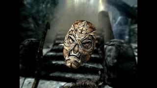 TES: V Skyrim (Что будет если собрать все маски Драконьих жрецов)