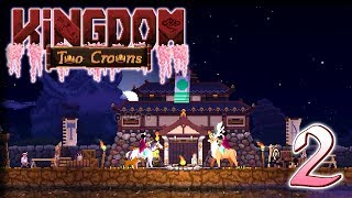 Forest Fortress – Kingdom Two Crowns Shogun Multiplayer Gameplay – [Stream VOD] Part 2