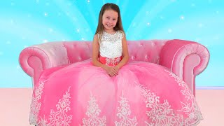 Alice Dress Up For The Princess Ball - Cool DIY IDEAS How To Makes A Dress