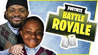 THE BROTHERLY CHEMISTRY IS UNSTOPPABLE! - FortNite Battle Royale Ep.109