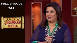 Comedy Nights with Kapil - Farah Khan - Full Episode