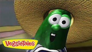 Veggietales Silly Songs   Dance Of Cucumber   Silly Songs With Larry Compilation   Cartoons For Kids