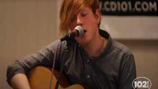 """Two Door Cinema Club with """"Cigarettes In The Theatre"""" in the CD102.5 Big Room"""