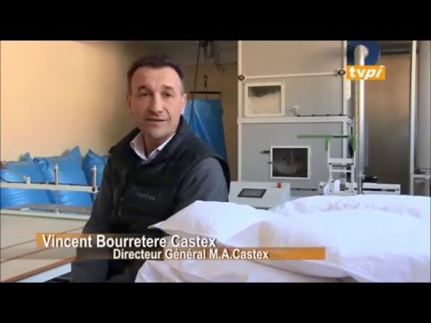 Castex sur TVPI: des plumes aux couettes naturelles duvet