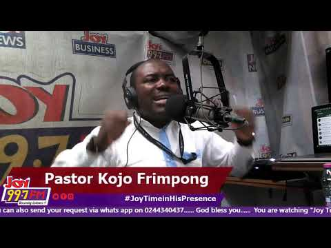 #JoyTimeInHisPresence on Joy FM (21-10-19)