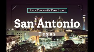 San Antonio, Texas USA | 4K Aerial Drone Footage