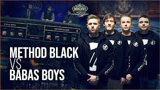 Whaazz POV - METHOD BLACK vs BABAS BOYS (AWC Spring 2019 - EU Cup #1)