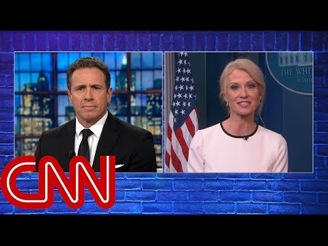 Cuomo, Conway spar over continued Clinton talk