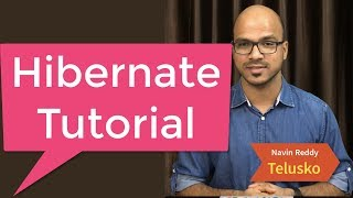 #1 Hibernate Tutorial | Introduction