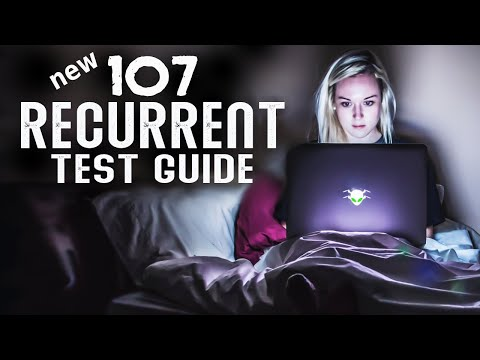 How To: NEW FAA Part 107 Recurrent Certification & Test including ...