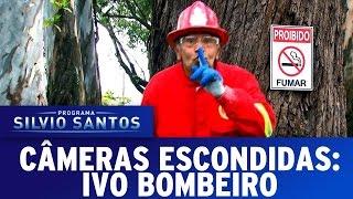 Câmeras Escondidas (27/11/16) - Ivo Bombeiro
