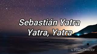 Sebastian Yatra - Mantra (LETRA)